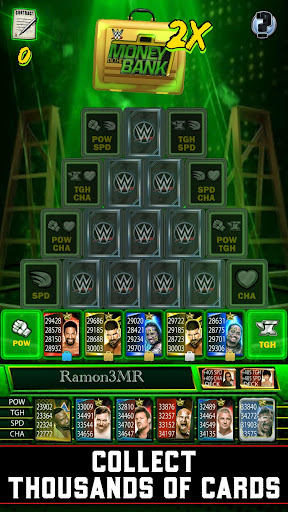 WWE SuperCard – Multiplayer Card Battle Game screenshot 5
