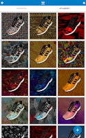 Screenshot of #miZXFLUX