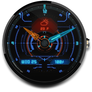 NAVI - Watch face
