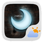 Z-Neon Theme GO Weather EX 1.0 Apk