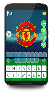 Football Clubs Logo Quiz - screenshot