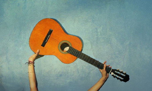 Spanish Classical Guitar - screenshot
