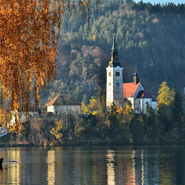 Čar jeseni by Bojan Kolman - Buildings & Architecture Public & Historical