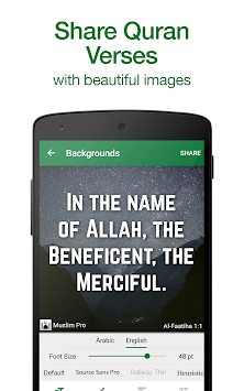 Muslim Pro: Prayer Times Quran APK screenshot thumbnail 6