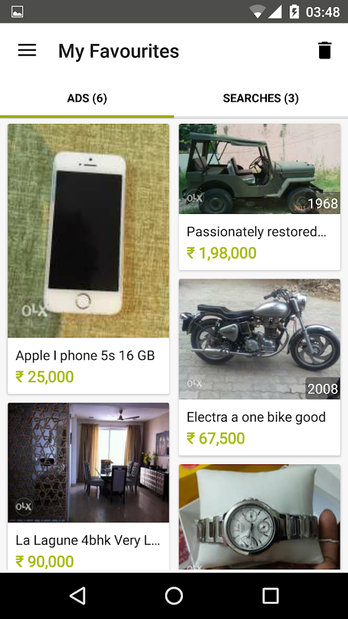 OLX Local Classifieds Screenshot 6