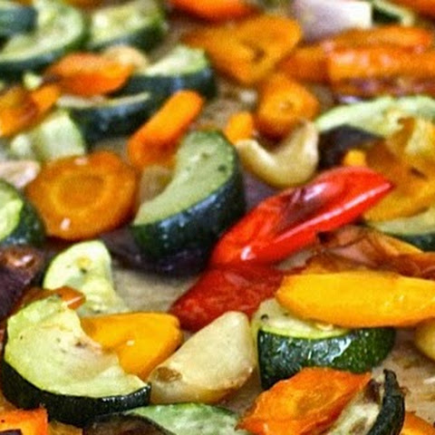 The Perfect Oven-Roasted Vegetables