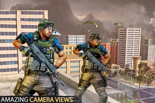 Cover Shoot: Elite Sniper Strike APK screenshot thumbnail 5