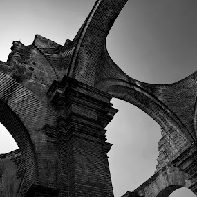 Ruins by Mateo de la Vega - Buildings & Architecture Statues & Monuments