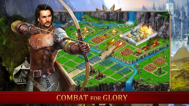 Age Of Kingdom : Empire Clash APK screenshot thumbnail 4