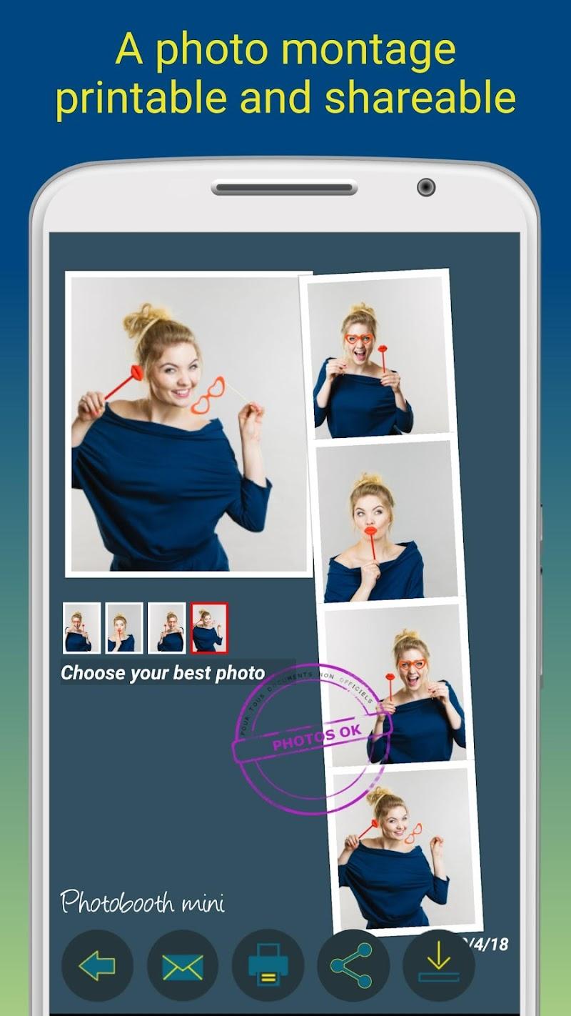 Photobooth mini FULL Screenshot 3