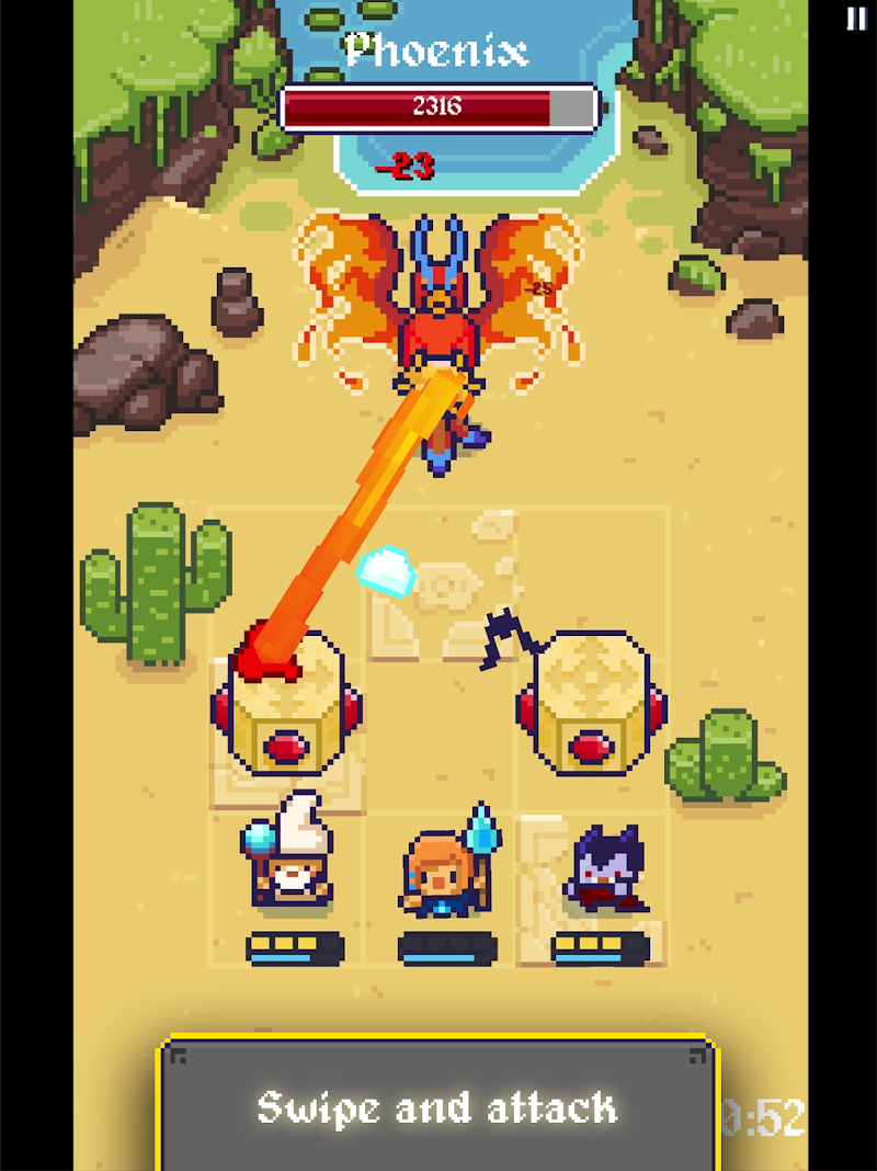 King Crusher – a Roguelike Game Screenshot 10