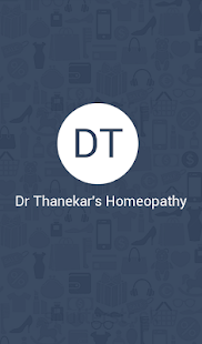 Dr Thanekar's  Homeopathy - screenshot