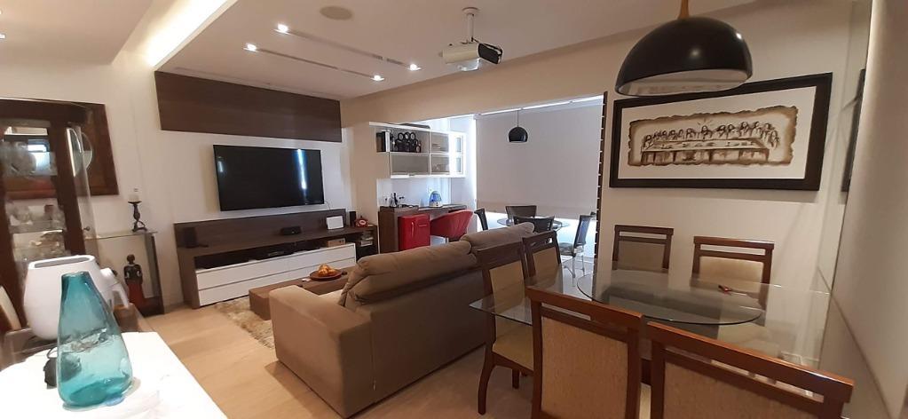 Apartamento à venda, 100 m² por R$ 560.000,00 - Santa Maria - Uberaba/MG