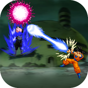 super goku battle Tenkaichi Z for Android