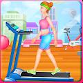 Fit Girl - Workout & Dress Up APK Descargar