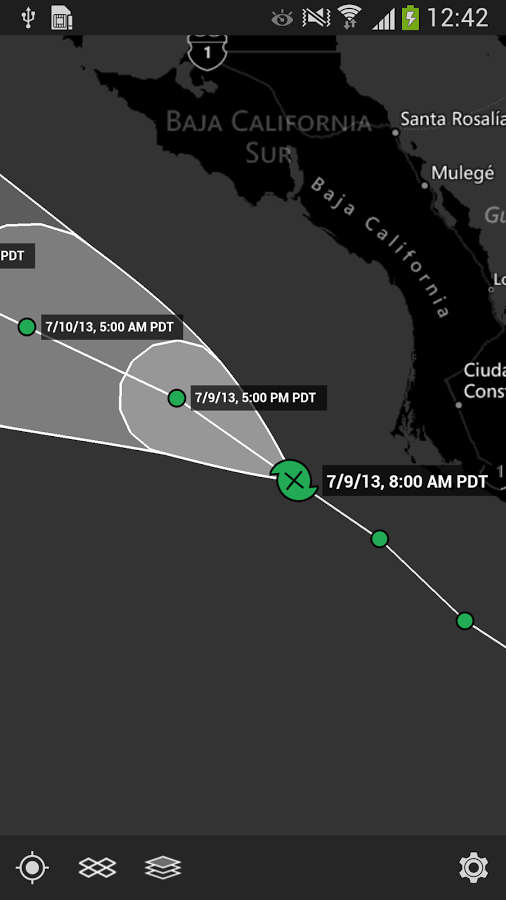 MyRadar Weather Radar Screenshot 7