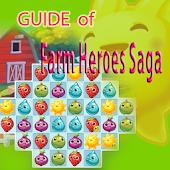 Download Full Guide of Farm Heroes Saga 1.0 APK