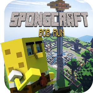 Spongcraft Bob Jump Adventure