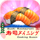 Download Cooking Queen:Sushi Restaurant APK to PC
