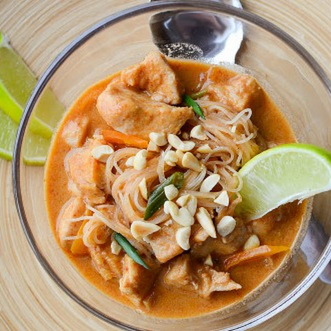 Crock Pot Thai Chicken Stew