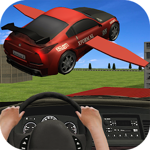 Flying Racing In Car for Android
