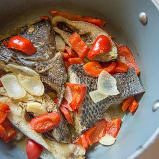 Filipino Vinegar And Fish Recipes