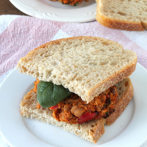 Chickpea Chorizo Patties {Recipe ReDux}