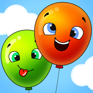 Baby Balloons pop For PC (Windows & MAC)
