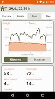 Screenshot of Naviki – the bicycle satnav