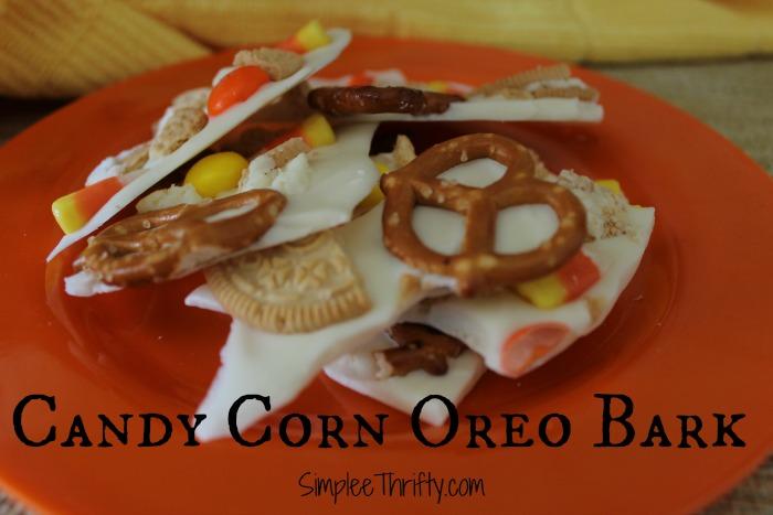 Candy Corn Oreo Bark Recipe   Yummly