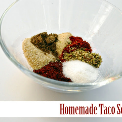 The Best Homemade Taco Seasoning And A Secret Ingredient