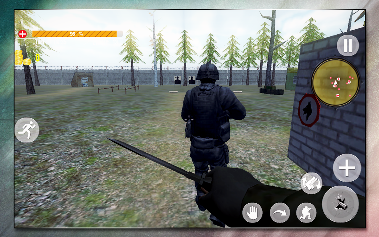 Military Commando Shooter 3D Screenshot 2