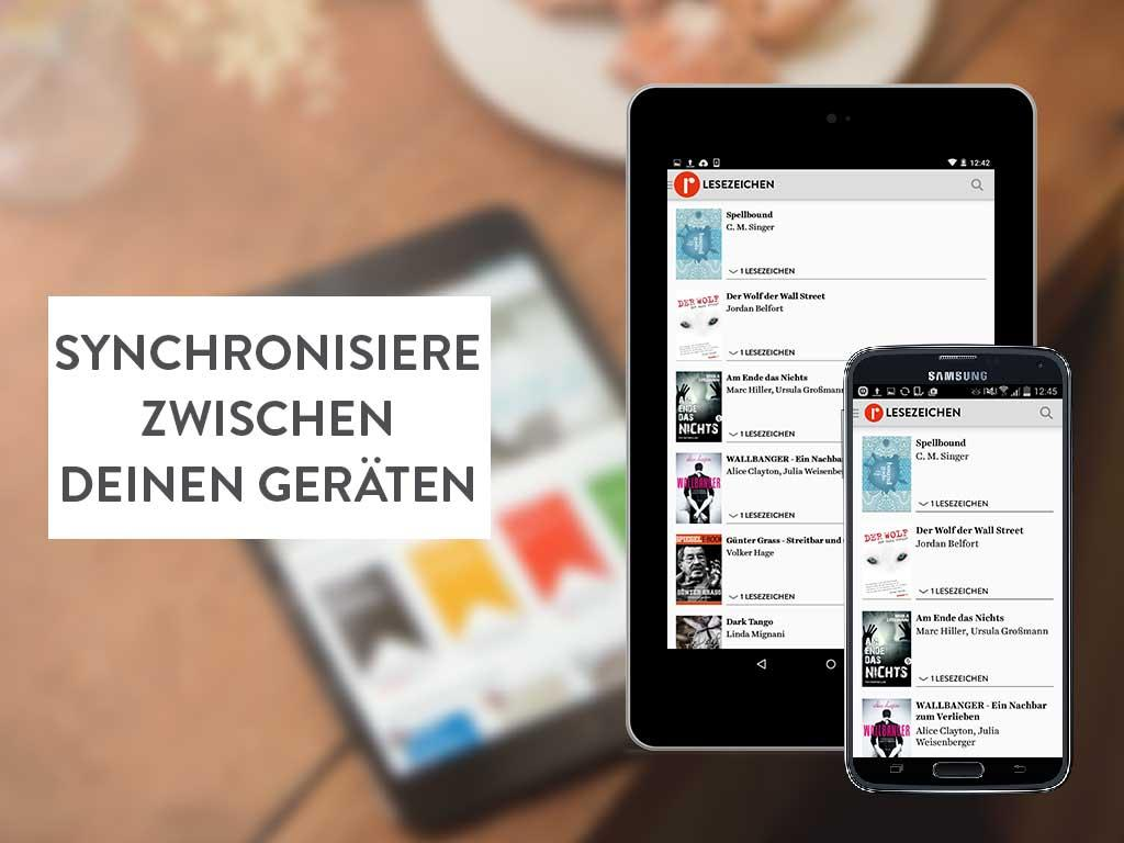readfy - eBooks gratis lesen Screenshot 8