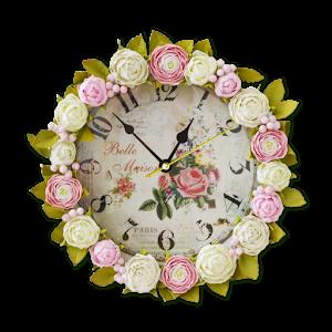Shabby Chic Clocks Live Wallpaper For PC