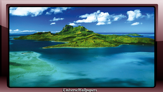 Bora Bora Wallpaper - screenshot