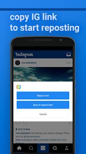 Insta Repost for Instagram APK for iPhone