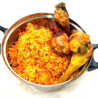 Vegetable Jollof Rice Recipes