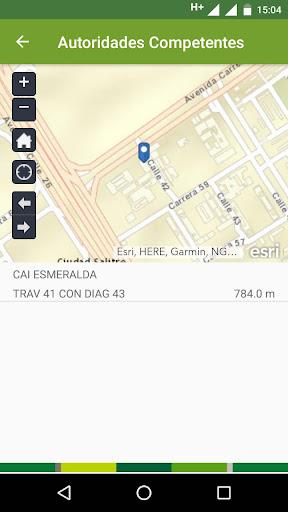 Código Nacional de Policía y Convivencia screenshot 6