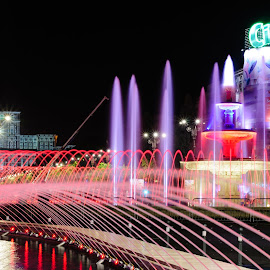 by Mihai Bancila - City,  Street & Park  Fountains (  )