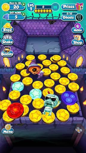 Coin Dozer: Haunted Ghosts screenshot 7