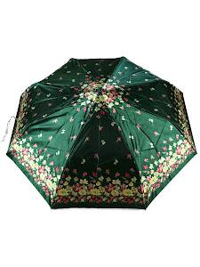 """Зонт """"Компакт L"""", 110см, зеленый"""