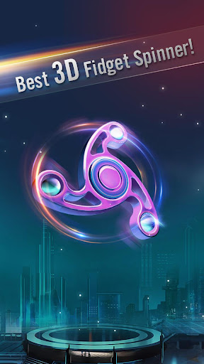 Fidget Spinner Game 3D For PC