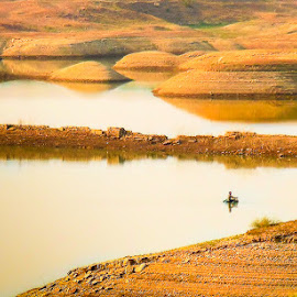 lonely by Prabhat Kumar - Landscapes Travel ( india, travel, landscape )