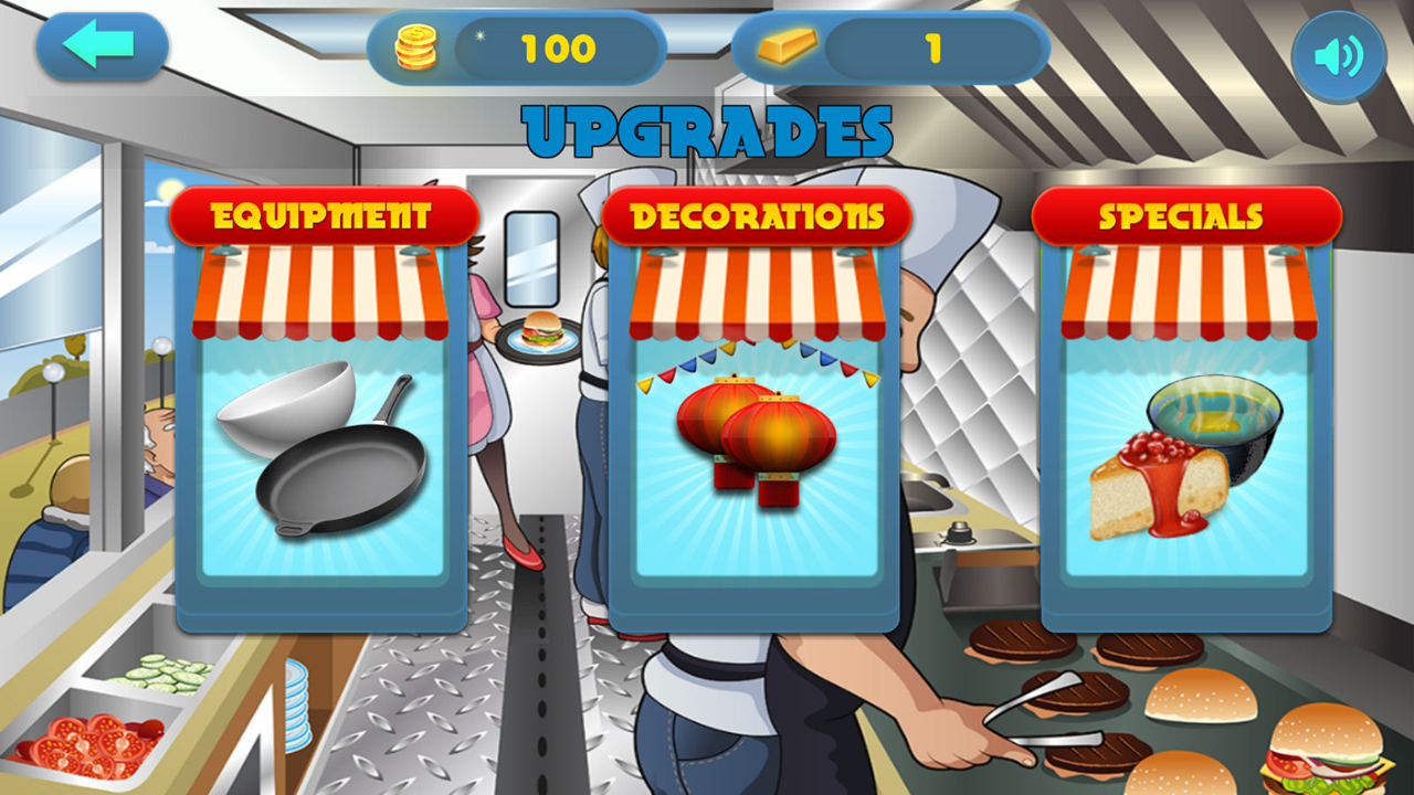 Fabulous Food Truck Screenshot 14