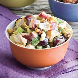 Waldorf Chicken Salad Without Yogurt Recipes