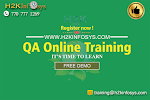 Quality Assurance Online Course In USA