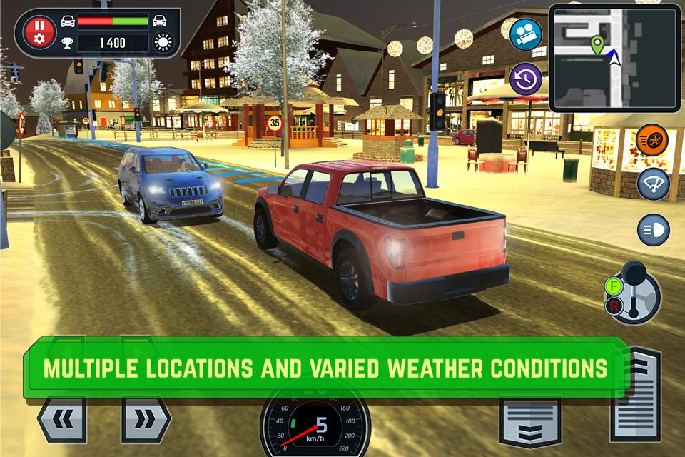 Car Driving School Simulator Screenshot 3