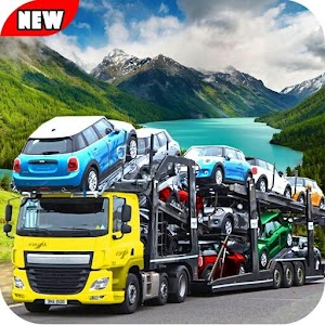Car Transporter Cargo truck 2019 For PC (Windows & MAC)