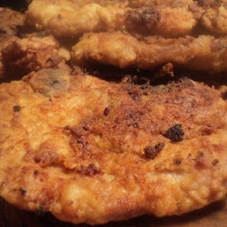 Mustard Fried Pork Chops Recipes