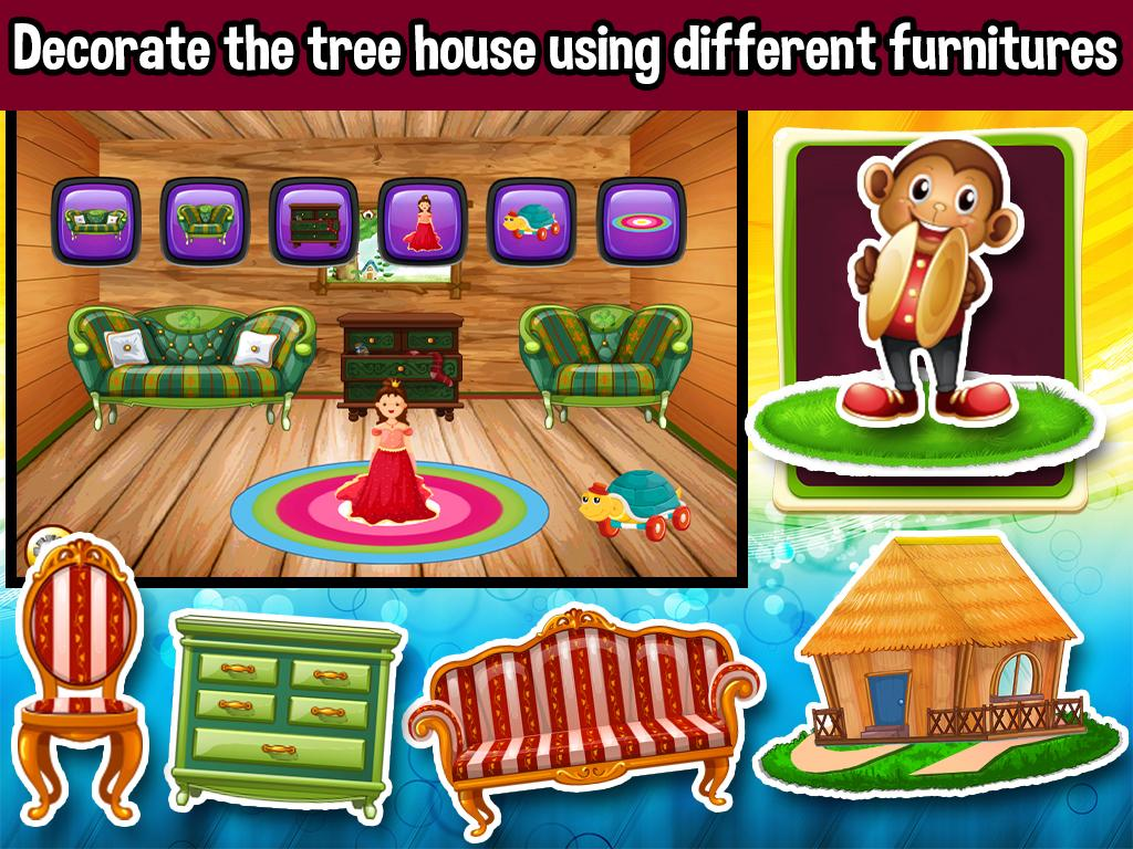 Treehouse Builder Decoration Screenshot